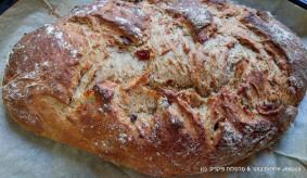 מתכון מושלם לפיקניק, לחם שמן זית ללא לישה