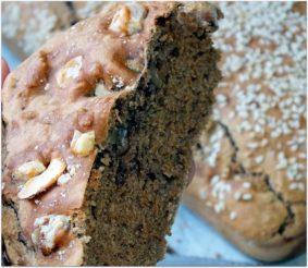 מתכון מהיר וטעים של לחם בירה שחורה מאלט