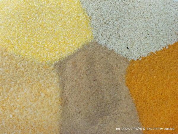תערובת פרורים לנאגטס מ 5 מרכיבים