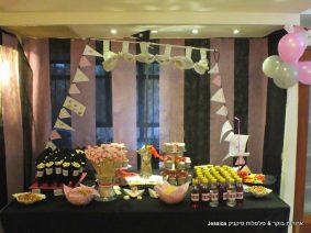 מסיבת יום הולדת פיראטיות לנסיכה שלי