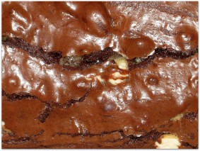עוגת בראוניס כשרה לפסח