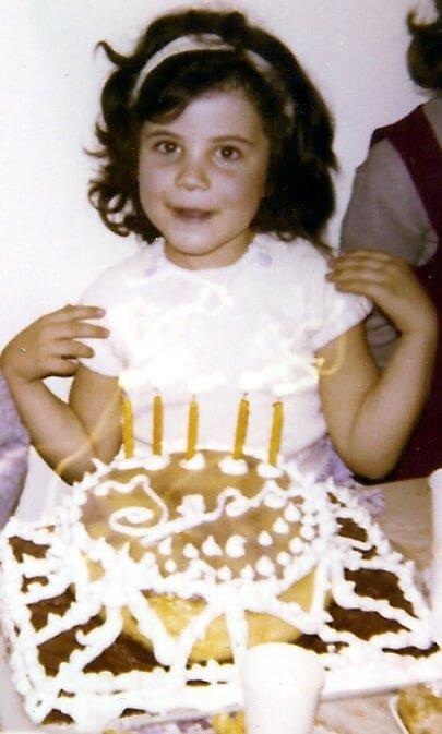 יום הולדת שלי בתור ילדה