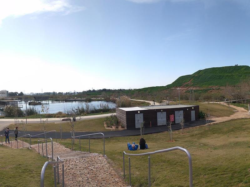 הפארק האקולוגי הוד השרון
