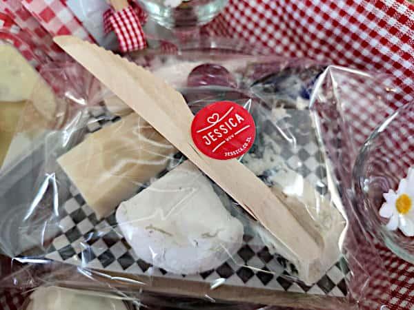 סלסלת גבינות של מירב